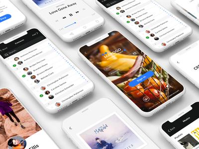 Mapogo UI design