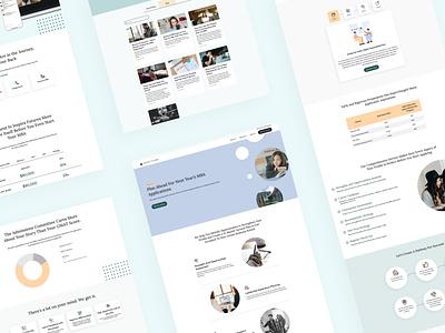 Inspira Futures ux ui illustration branding website webflow web design and development web design web design