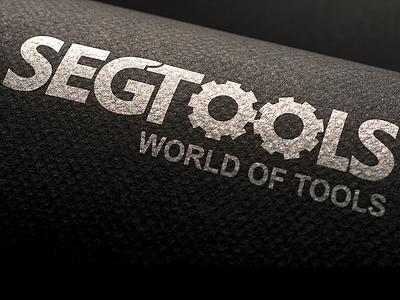 Identity design for SegTools brand identity branding typography illustration logo design identity design
