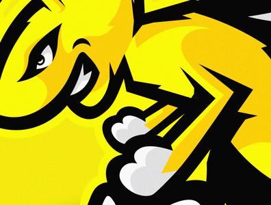 o´bee mascotlogos bee mascotlogo vector illustration esports logo mascot gaming identity logotype design branding