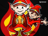 Goblins of fire