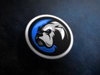 Hound mascot logo