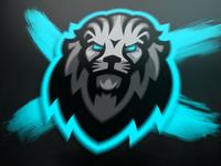 New lion mascot logo