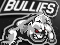 Bullies mascot logo