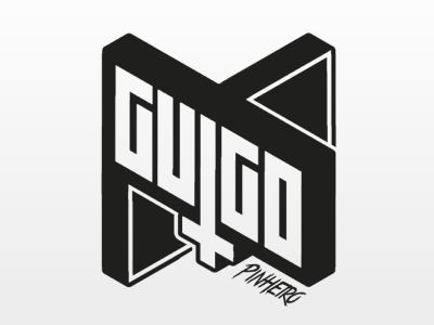 Self Logo guigo pinheiro illustration vector logo