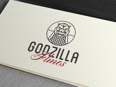 Godzilla Filmes - Logo logo godzilla japan brasilia guigo