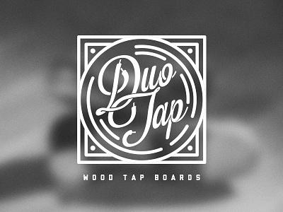 Duo Tap Dance tap dance logo branding duo guigo pinheiro