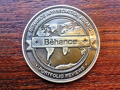 Behance Appreciation Award