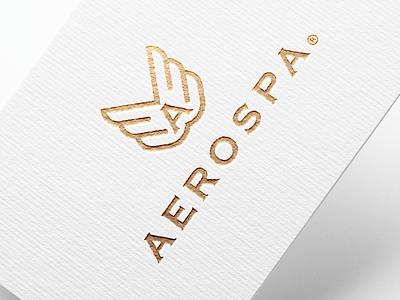 A new branding project branding satan kiddo guigo guigo pinheiro aerospa spa logo