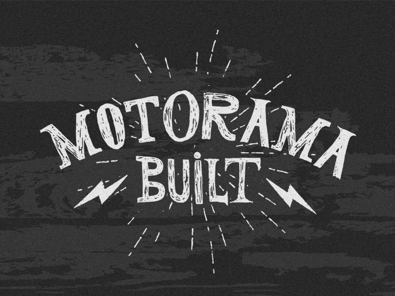 Motorama Built