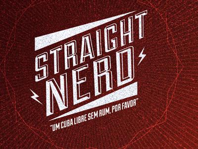 Straight Nerd