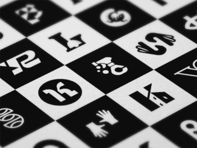 Letter logos creative elegant simple modern minimalism monochrome typography letter logofolio logocollection logoset brand branding logotype logo