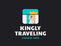 Kingly travelyng