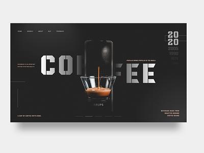 COFFEE coffee branding