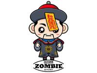 Cartoon character-ZOMBIE