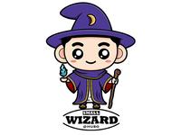 Cartoon character-WIZARD