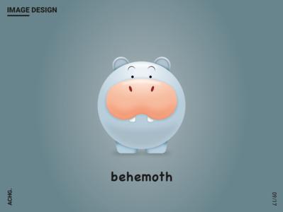 image design - behemoth
