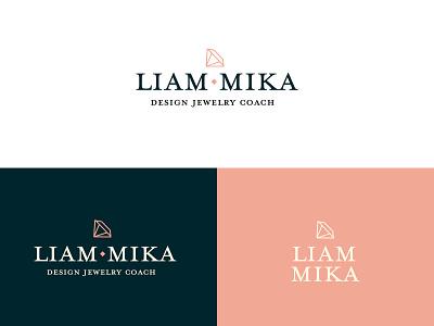 Millennial Diamond Company - Option 1 millennials diamonds logo design logo brand identity brand identity design branding design graphic design