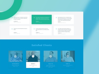 simpletherapy customer page