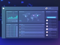 Crypto-Exchange Platform Dashboard