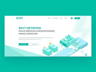 Blockchain Banner Design