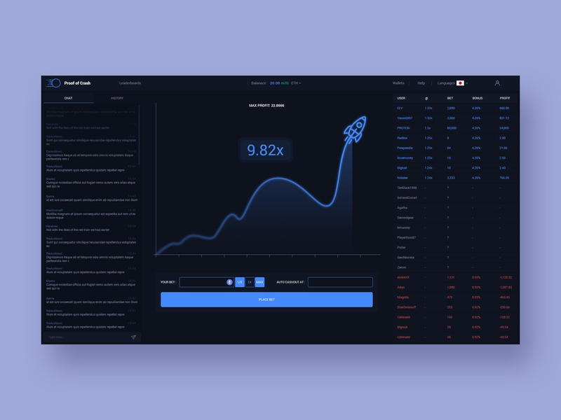 Cryptocurrency Game bitcoin crypto exchange crypto currency crypto icon game web design ux ui