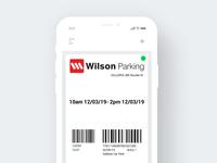 Safetrust Wallet Application Mockup