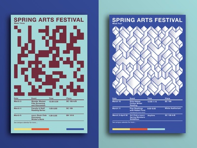 Festival Posters 3 and 4