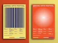 Festival Posters 1 and 2