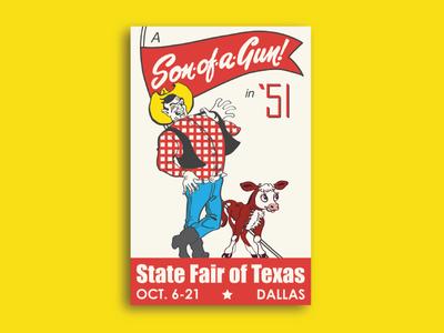 Big Tex 1951