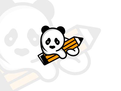 pencil panda