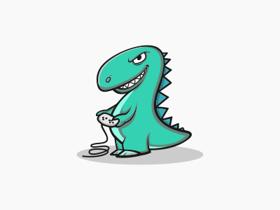 Dino Game Funny