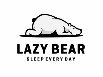 LAZY BEAR ^_^