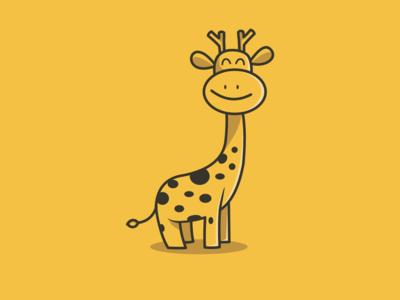 giraffe ^_^
