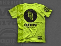 Odin Crossfit Competition Tee