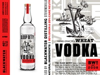 Blackwater Distilling Sloop Betty Vodka