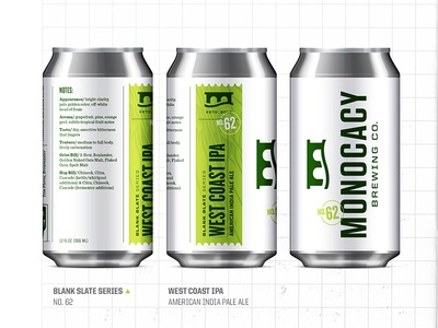 Blank Slate Series Cans