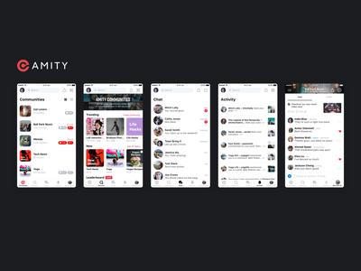 Amity Communities App