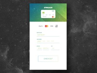 Daily UI - Check Out