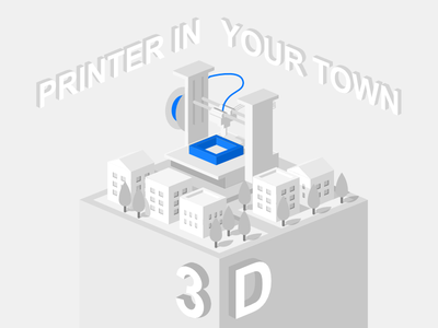 3D printer in your town