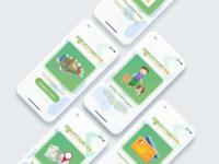 Onbording mobile App