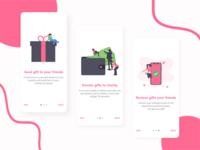 Onbording mobile app - DIGGIDEAL
