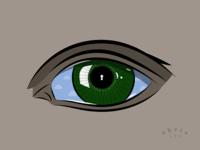 World's eye