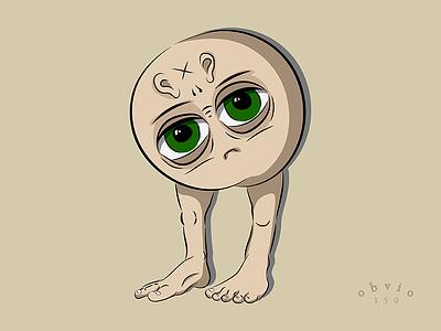 Something nameless yet... fantasy dream something creature illustration character