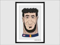 Daniel Ricciardo (2018, RedBull Racing)