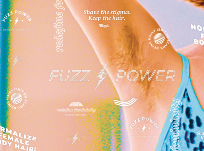 Fuzz Power Logo Study