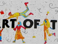 You Are Apart of this Story Mural