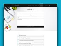 Custom Closets Website