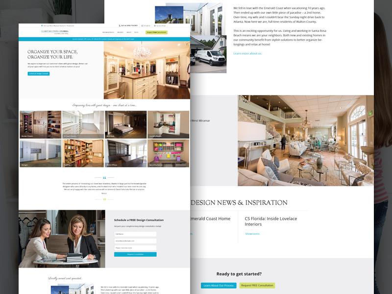 Flyduo csf website homepage screenshot 2017