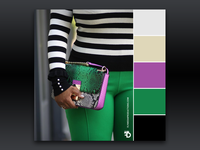 """Chic"" Color Palette"